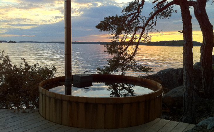 Island Lodge Stoccolma