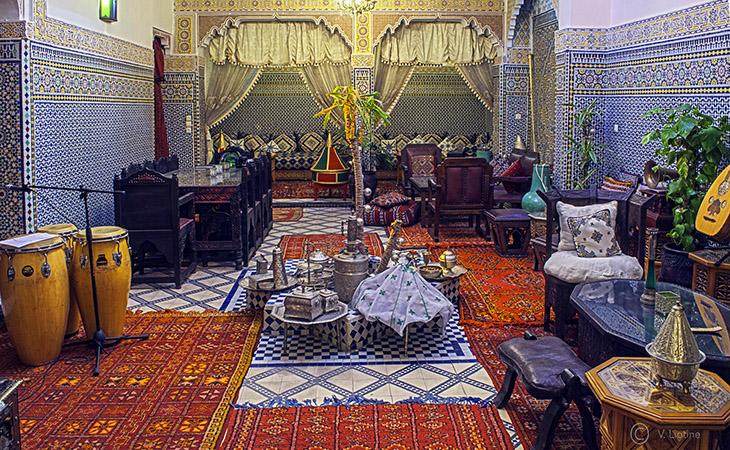 Rabat meknes e fes suk polverosi e regge da sogno for Case in stile nord ovest pacifico