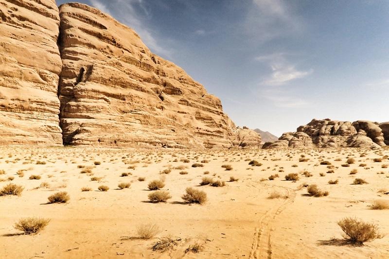 Organizzare viaggio in Giordania