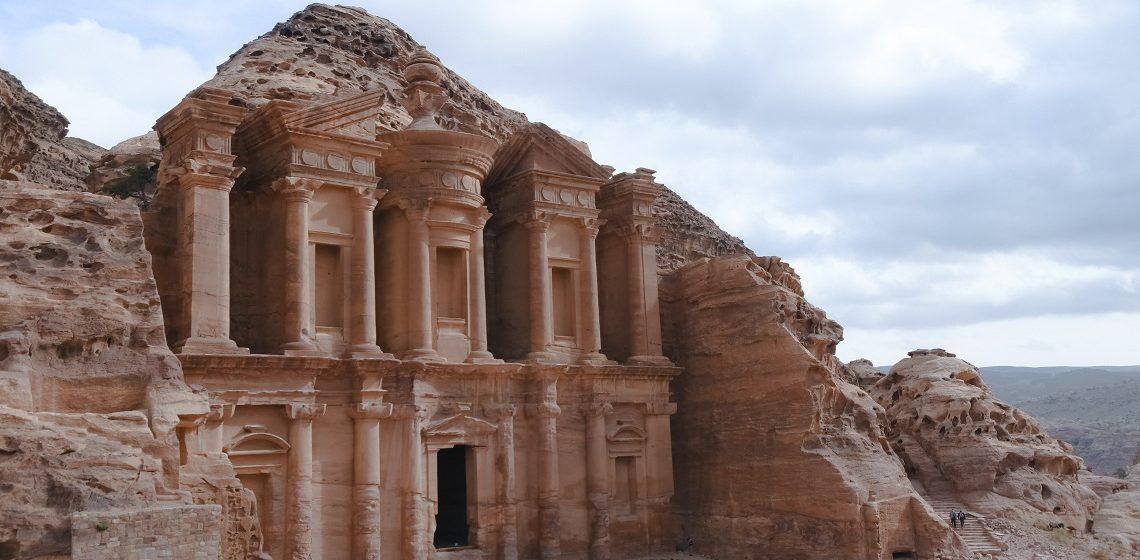 Prepartenza viaggio Giordania