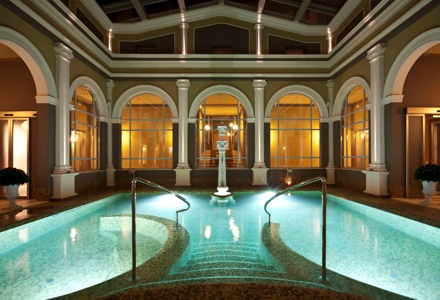 bagni di pisa piscina
