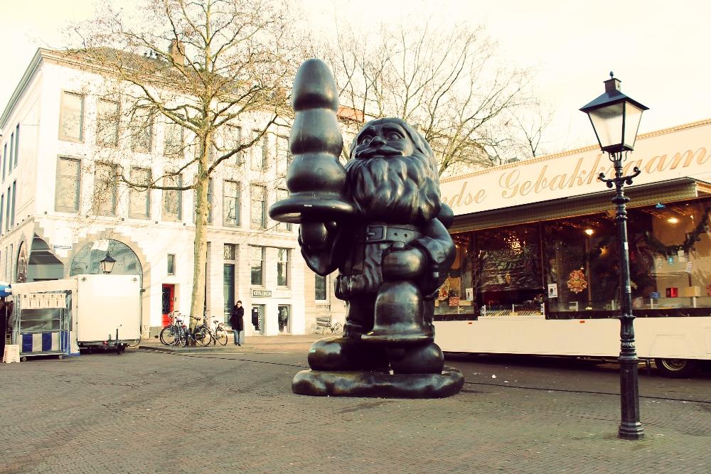 Cosa vedere a Rotterdam: santa claus rotterdam