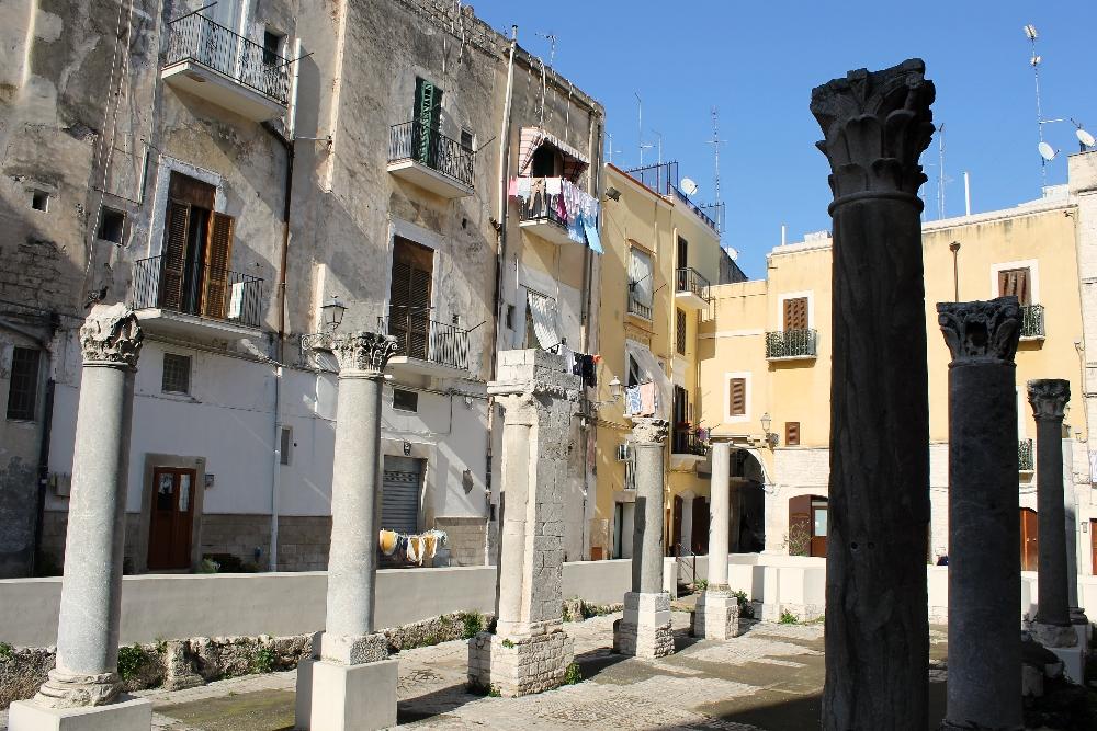 bari old city