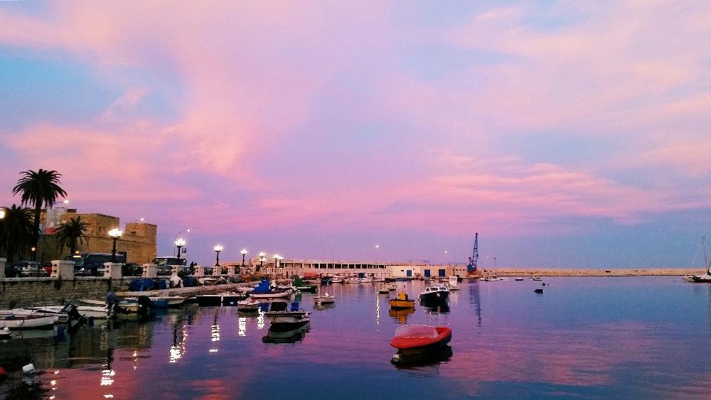 bari lungomare tramonto az - photo#25