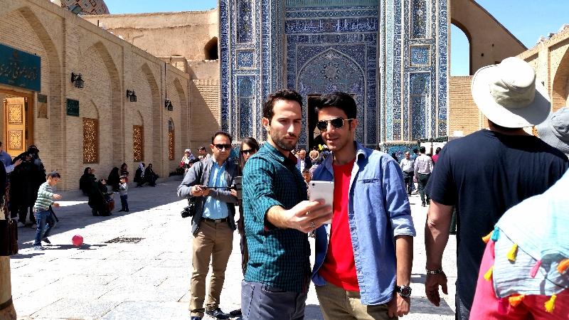 Iran-moschea-Yazd