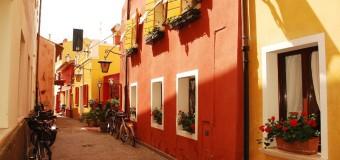 Da Jesolo a Caorle in bici: tra dune, case pastello e cicchetti