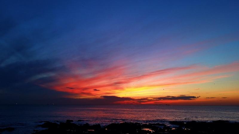 tramonto-oceano-atlantico-porto