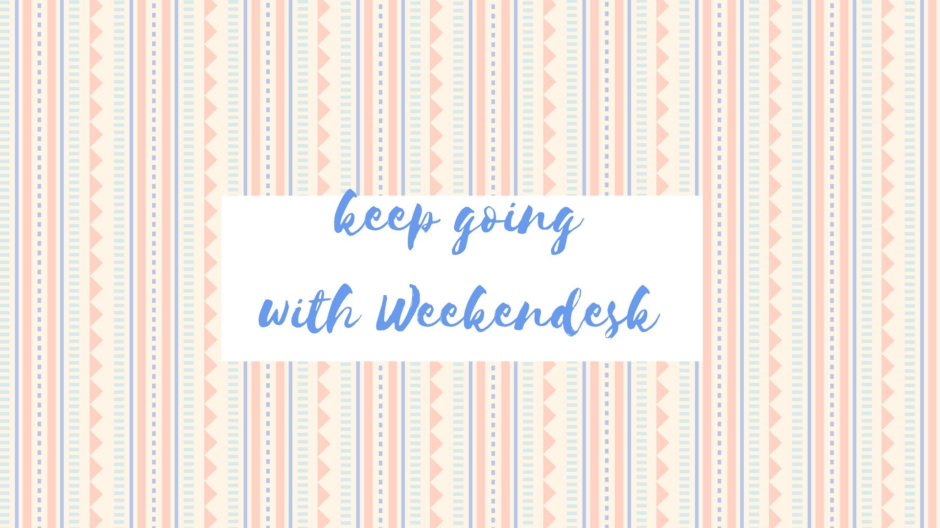 weekend_weekendesk