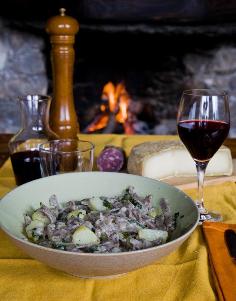 Pizzoccheri-Valtellina-rifugi