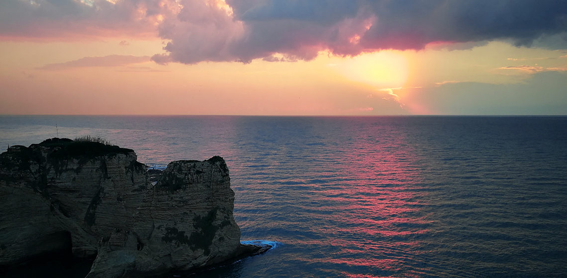 Libano_Beirut_Pigeon_Rocks_Raouche