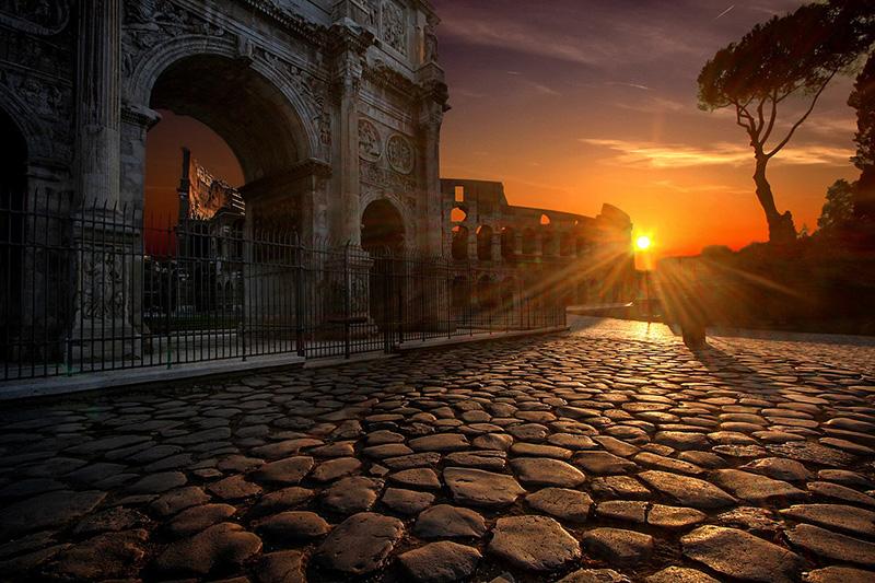 sunset_rome