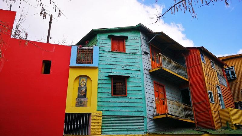 Viaggio a Buenos Aires Boca