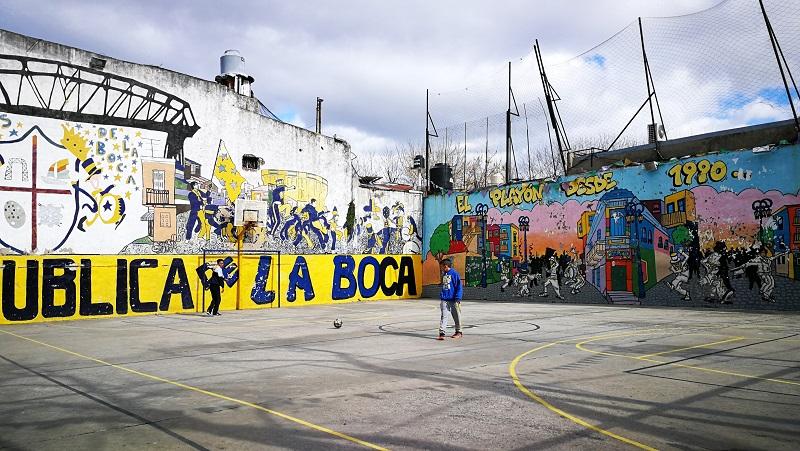 Viaggio a Buenos Aires La Boca