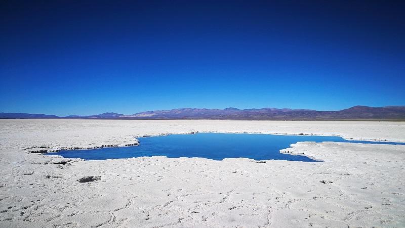 Argentina del Nord_Salinas Grandes lago