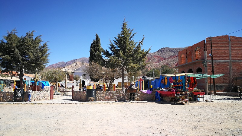 Argentina del Nord_Uquia mercato