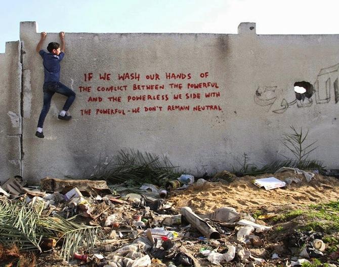 Banksy_Palestina