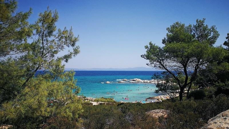 isola Calcidica consigli spiagge