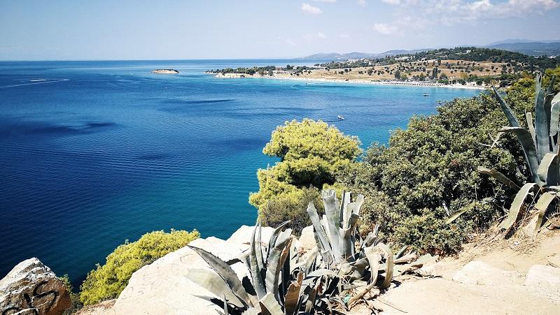 Penisola Calcidica consigli spiagge